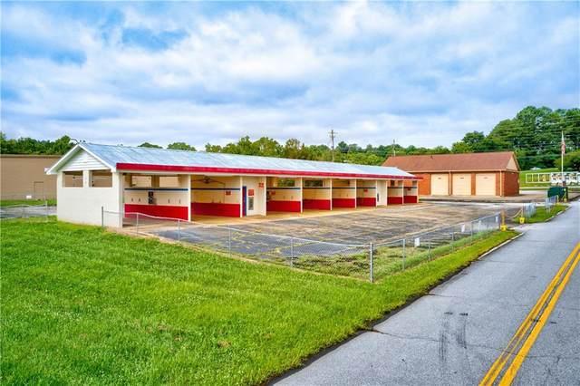 1152 Marietta Highway, Canton, GA 30114 (MLS #6744822) :: The Heyl Group at Keller Williams
