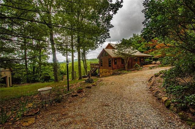 27 Cherokee Lodge Road, Dahlonega, GA 30533 (MLS #6744830) :: The North Georgia Group