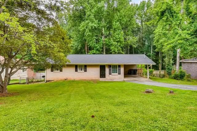 5896 Hammond Drive, Norcross, GA 30071 (MLS #6744874) :: North Atlanta Home Team