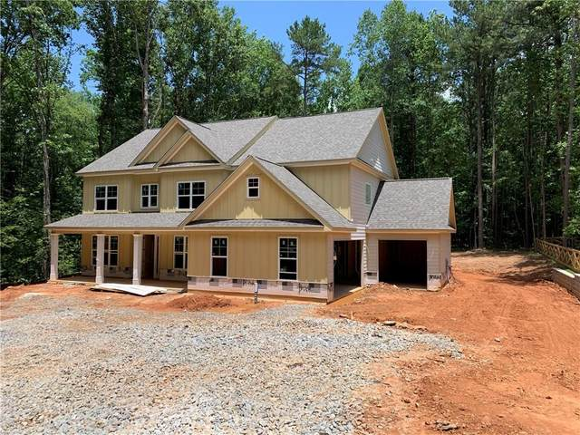 402 Level Creek Road, Sugar Hill, GA 30518 (MLS #6744889) :: The North Georgia Group