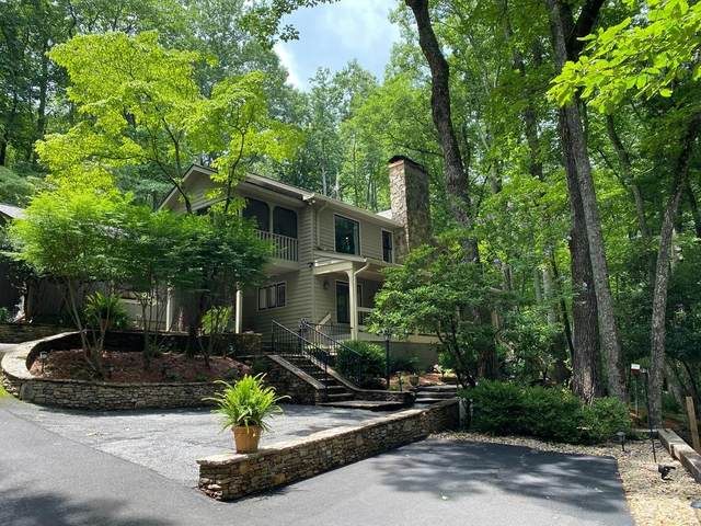 129 Soaring Hawk Circle, Big Canoe, GA 30143 (MLS #6744908) :: Charlie Ballard Real Estate