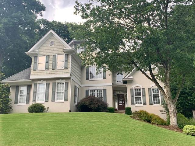 385 Wilde Green Drive, Roswell, GA 30075 (MLS #6744917) :: The North Georgia Group