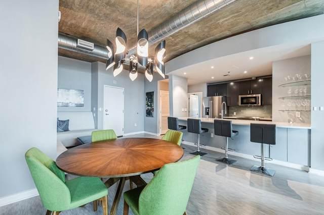 943 Peachtree Street NE #1914, Atlanta, GA 30309 (MLS #6744925) :: Tonda Booker Real Estate Sales