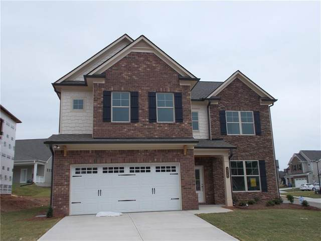 4515 Big Rock Ridge Trail SW, Gainesville, GA 30504 (MLS #6744960) :: North Atlanta Home Team
