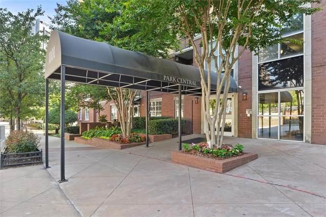 1101 Juniper Street NE #56, Atlanta, GA 30309 (MLS #6744987) :: The Zac Team @ RE/MAX Metro Atlanta