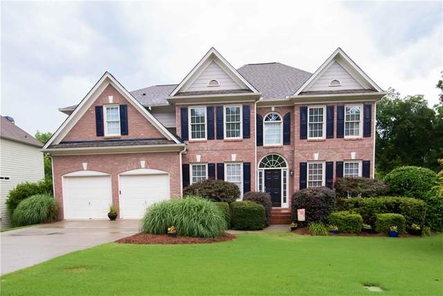 321 Hickory Haven Terrace, Suwanee, GA 30024 (MLS #6745046) :: The Hinsons - Mike Hinson & Harriet Hinson