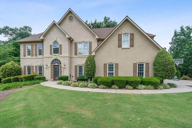 4805 Brent Knoll Lane, Suwanee, GA 30024 (MLS #6745048) :: North Atlanta Home Team