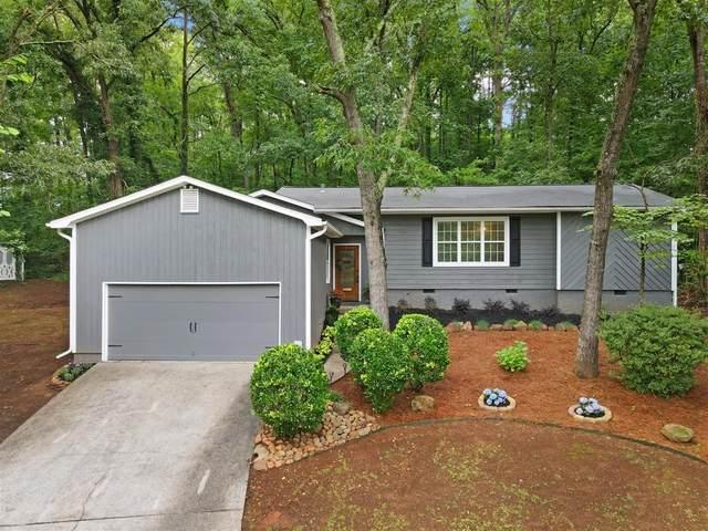 4173 Oak Ferry Drive NE, Kennesaw, GA 30144 (MLS #6745051) :: Kennesaw Life Real Estate
