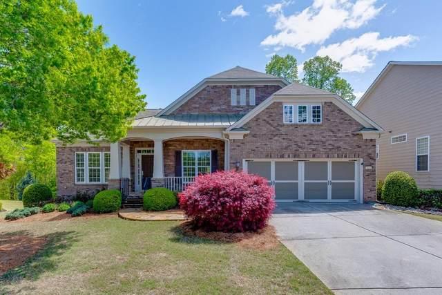 6420 Hickory Springs Circle, Hoschton, GA 30548 (MLS #6745063) :: North Atlanta Home Team