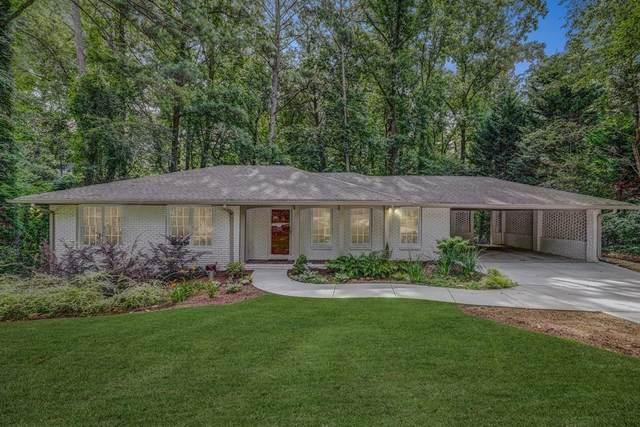 2501 Willow Wood Court NE, Atlanta, GA 30345 (MLS #6745127) :: AlpharettaZen Expert Home Advisors