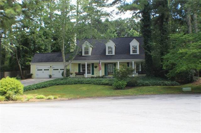 650 Barrington Way, Roswell, GA 30076 (MLS #6745129) :: RE/MAX Prestige
