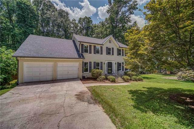 1033 Knotts Pointe Drive, Woodstock, GA 30188 (MLS #6745132) :: BHGRE Metro Brokers
