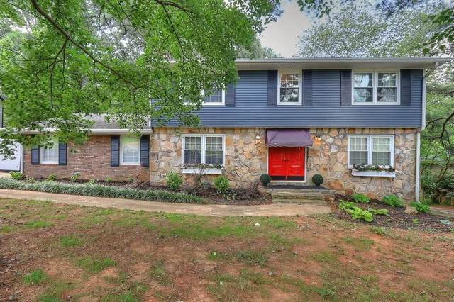 5411 Ahyoka Drive, Lake City, GA 30260 (MLS #6745133) :: The Zac Team @ RE/MAX Metro Atlanta