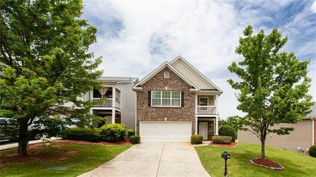 591 Shadow Lake Drive, Lithonia, GA 30058 (MLS #6745134) :: North Atlanta Home Team