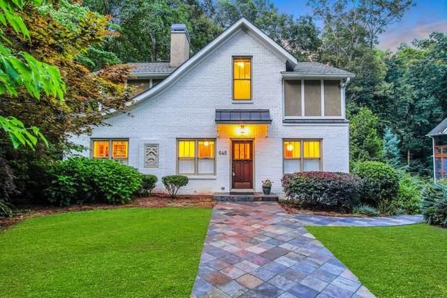 545 Harold Avenue NE, Atlanta, GA 30307 (MLS #6745144) :: The Heyl Group at Keller Williams