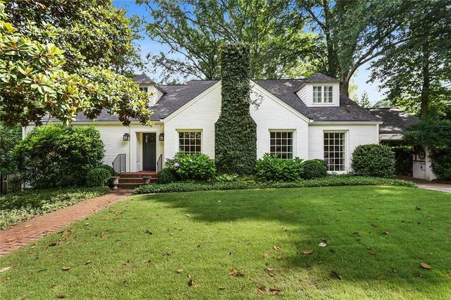 345 Whitmore Drive NW, Atlanta, GA 30305 (MLS #6745148) :: The Heyl Group at Keller Williams