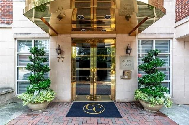 77 Peachtree Place NE #307, Atlanta, GA 30309 (MLS #6745154) :: Tonda Booker Real Estate Sales