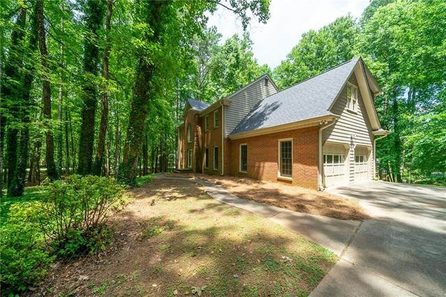 3528 Jefferson Township Parkway, Marietta, GA 30066 (MLS #6745159) :: The Hinsons - Mike Hinson & Harriet Hinson