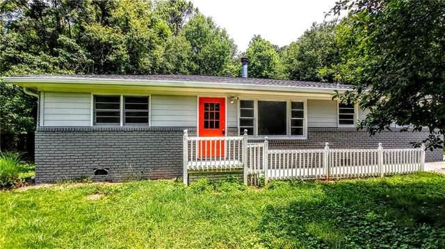 798 Scott Lane SW, Marietta, GA 30008 (MLS #6745161) :: Kennesaw Life Real Estate