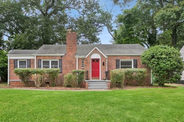 838 Braddock Street SW, Atlanta, GA 30310 (MLS #6745164) :: Charlie Ballard Real Estate