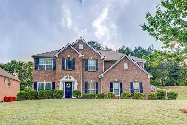 554 Augusta Drive, Canton, GA 30115 (MLS #6745165) :: North Atlanta Home Team