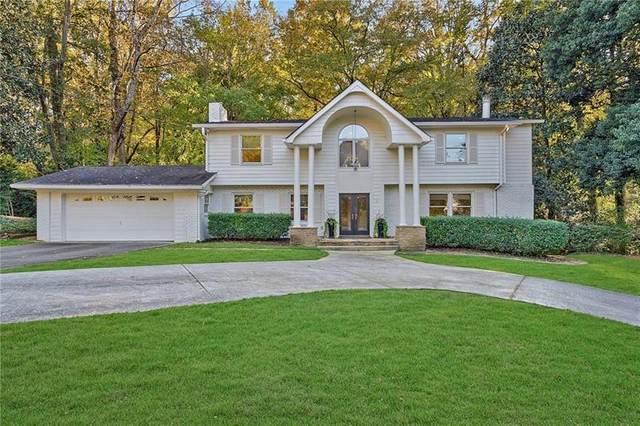 11 Laurel Drive NE, Atlanta, GA 30342 (MLS #6745189) :: The Heyl Group at Keller Williams