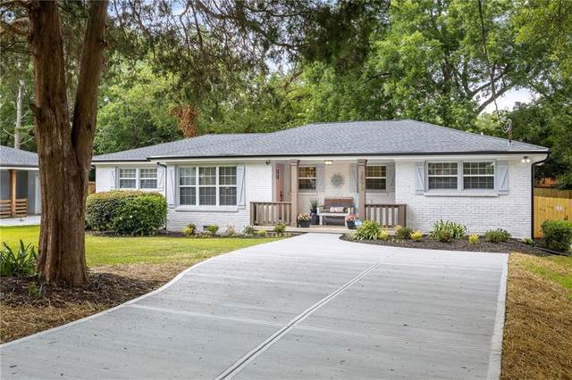 2893 Toney Drive, Decatur, GA 30032 (MLS #6745218) :: North Atlanta Home Team