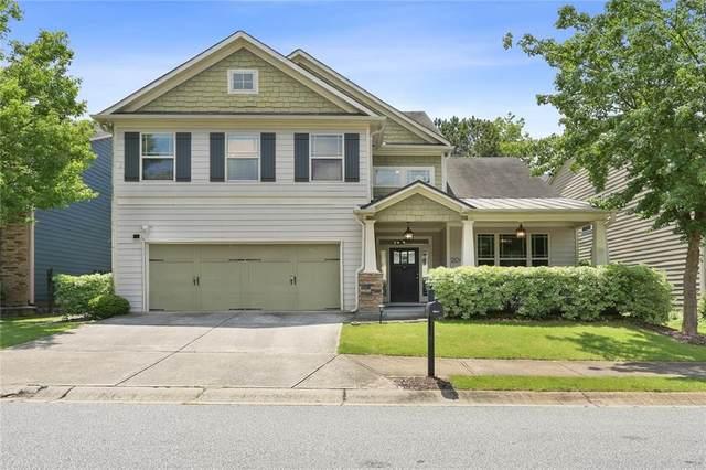 2047 Village Crest Drive NW, Atlanta, GA 30318 (MLS #6745224) :: RE/MAX Paramount Properties