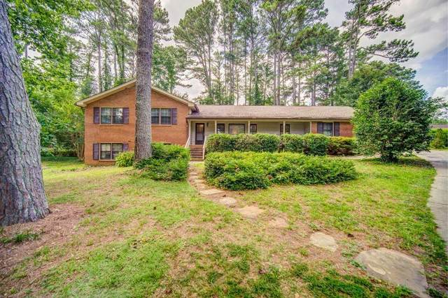 140 White Road, Fayetteville, GA 30214 (MLS #6745249) :: Path & Post Real Estate