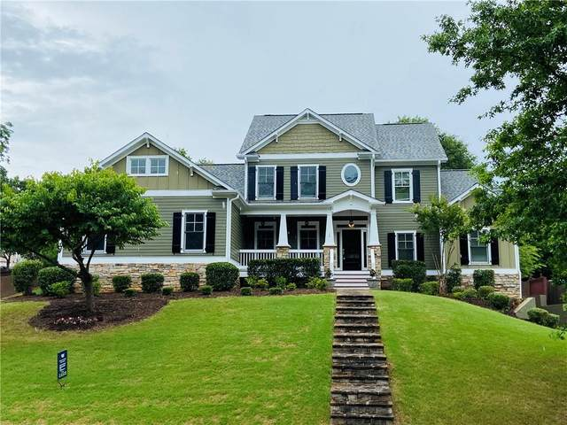 2014 Stone Pointe Drive NW, Kennesaw, GA 30152 (MLS #6745272) :: The Heyl Group at Keller Williams