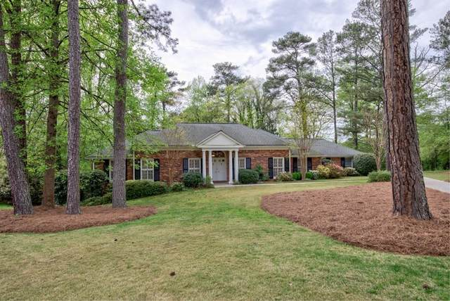 4146 Paran Pines Drive NW, Atlanta, GA 30327 (MLS #6745294) :: RE/MAX Prestige