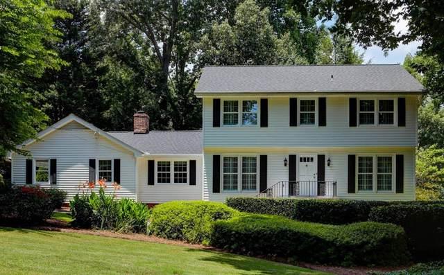 2680 Wood Hollow Drive, Dunwoody, GA 30360 (MLS #6745300) :: North Atlanta Home Team