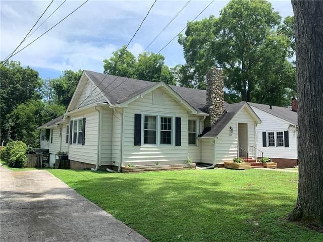 304 N College Street, Cedartown, GA 30125 (MLS #6745331) :: North Atlanta Home Team