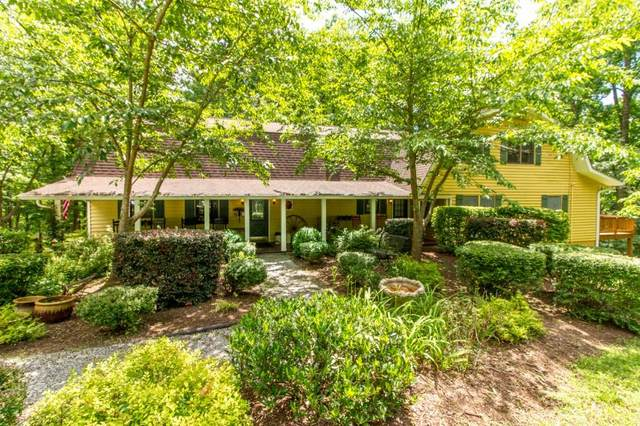 447 Mountain Top Lodge Road, Dahlonega, GA 30533 (MLS #6745334) :: The North Georgia Group