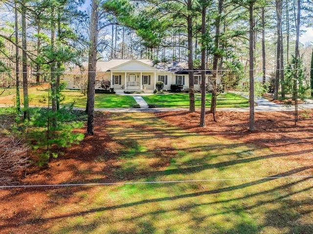 216 Valley View Drive, Rockmart, GA 30153 (MLS #6745360) :: The Heyl Group at Keller Williams
