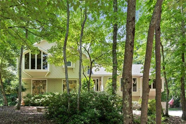 4968 Scotts Creek Trail, Peachtree City, GA 30096 (MLS #6745380) :: The Heyl Group at Keller Williams