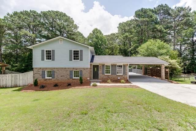 1358 Monfort Road, Lawrenceville, GA 30046 (MLS #6745394) :: North Atlanta Home Team
