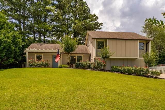 2473 Trent Drive, Marietta, GA 30066 (MLS #6745398) :: Kennesaw Life Real Estate