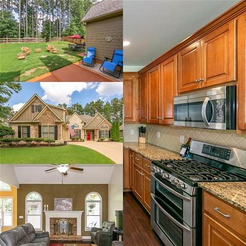 232 Sweet Birch Lane, Dallas, GA 30132 (MLS #6745424) :: The North Georgia Group