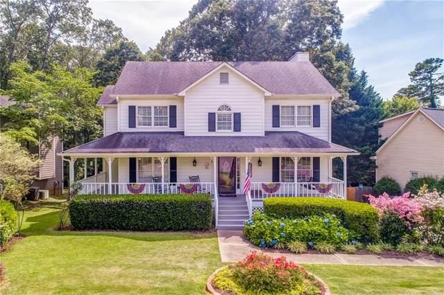 4951 Willow Creek Drive, Woodstock, GA 30188 (MLS #6745468) :: North Atlanta Home Team