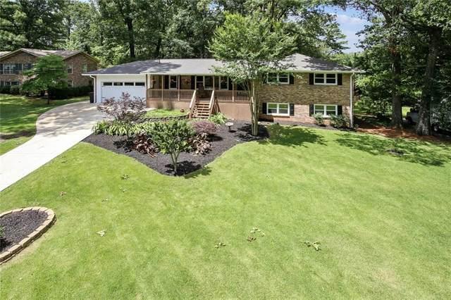 2925 Blackberry Lane, Marietta, GA 30068 (MLS #6745472) :: Path & Post Real Estate