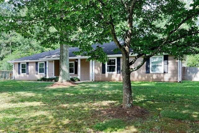 2858 Florence Road, Powder Springs, GA 30127 (MLS #6745477) :: North Atlanta Home Team