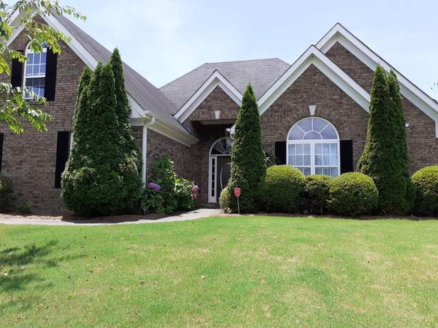 3925 Butler Springs Drive, Loganville, GA 30052 (MLS #6745480) :: North Atlanta Home Team