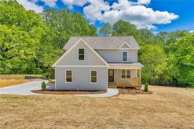 3113 Duckett Mill Road, Gainesville, GA 30506 (MLS #6745495) :: Rich Spaulding