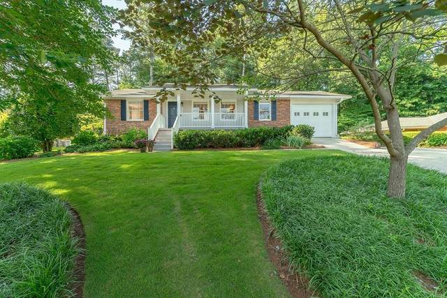 1959 Audubon Drive NE, Atlanta, GA 30329 (MLS #6745501) :: The Zac Team @ RE/MAX Metro Atlanta