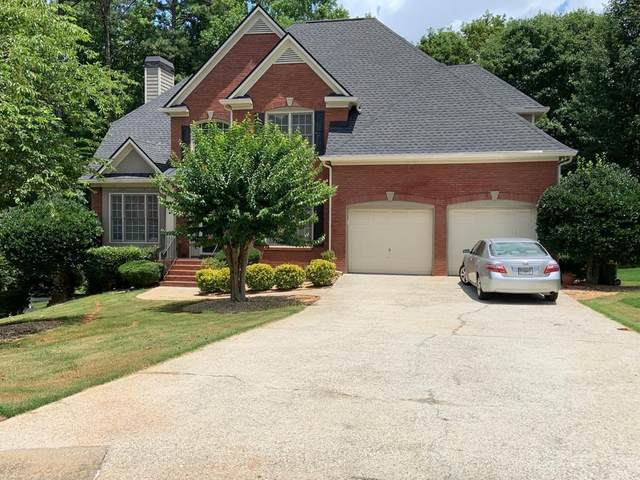 5298 Camden Lake Parkway NW, Acworth, GA 30101 (MLS #6745525) :: RE/MAX Paramount Properties