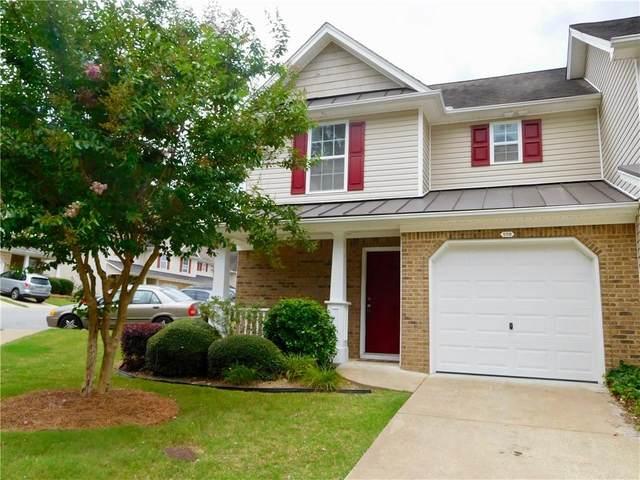 558 Fox Creek Crossing, Woodstock, GA 30188 (MLS #6745536) :: North Atlanta Home Team