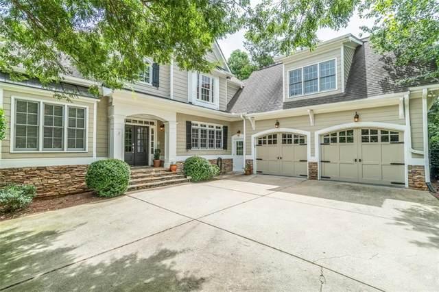 972 Thousand Oaks Bend NW, Kennesaw, GA 30152 (MLS #6745538) :: Thomas Ramon Realty