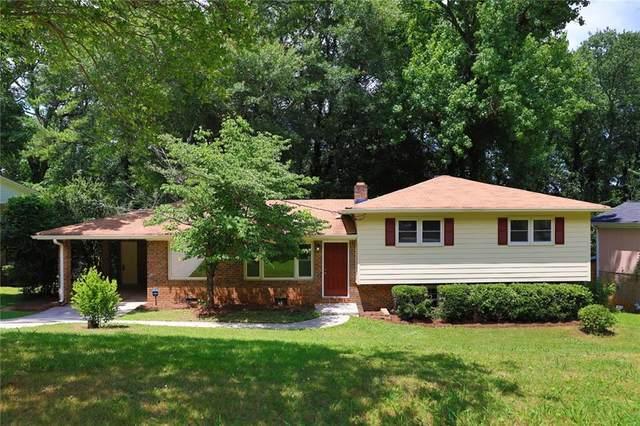 847 Needle Rock Drive, Stone Mountain, GA 30083 (MLS #6745542) :: North Atlanta Home Team