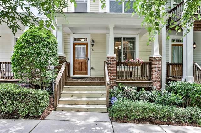 6 Oakhurst Terrace, Decatur, GA 30030 (MLS #6745543) :: Good Living Real Estate